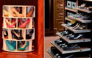 Идеи вашего дома: 20 систем хранения обуви, которые раз и навсегда покончат с беспорядком в коридоре