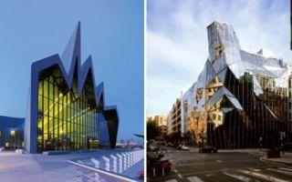 Архитектура: 8 мрачных зданий, которые могут стать резиденцией для киношных душегубов