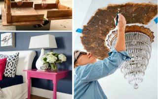 15 идей декора, которые сможет реализовать каждая женщина буквально за выходные