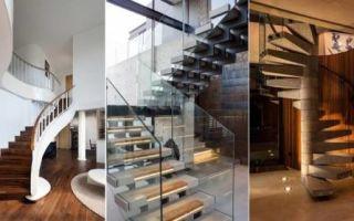 Идеи вашего дома: 20 великолепных лестниц, которые способны преобразить интерьер всего дома