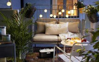 Идеи вашего дома: 17 способов превратить свой крошечный балкон в место для отдыха