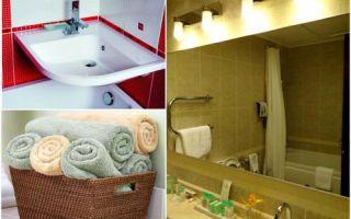 Идеи вашего дома: 10 советов, которые помогут преобразить ванную, даже если речь идет о типовой «хрущевке»