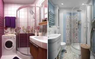 Идеи вашего дома: Как правильно обустроить маленькую ванную, чтобы для всего хватило места