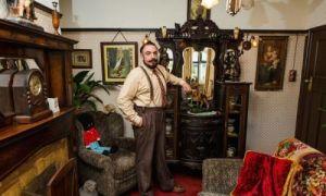 Идеи вашего дома: Британец в своем доме воссоздал быт 30-х годов, полностью  отказавшись от современных благ