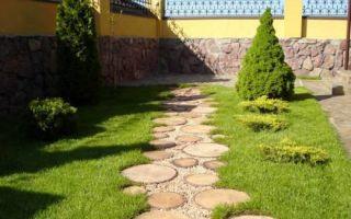 Идеальная садовая дорожка: полный перечень материалов и советов