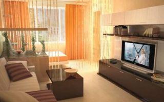 Идеи вашего дома: Как правильно зонировать однушку, чтобы расширить ее возможности