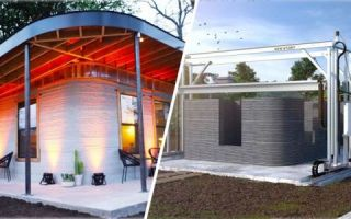Архитектура: Напечатанное жилье, или Как за сутки построить дом, вложив всего лишь 4 тыс. «зеленых»