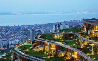 Архитектура: В Турции появились современные «Висячие сады», затмившие своей красотой древний прообраз
