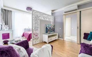 Идеи вашего дома: Элегантное зонирование пространства, или Современный взгляд на ширмы-перегородки