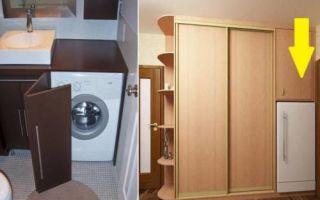 Идеи вашего дома: Как приспособить шкафы под что-то, кроме одежды: 8 дельных советов, которые освободят место в доме