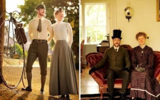 Идеи вашего дома: Супружеская пара у себя дома в точности воссоздала быт XIX века и даже не пользуется сотовыми