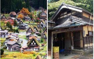 Архитектура: В Японии раздают дома совсем даром, но есть определенные условия
