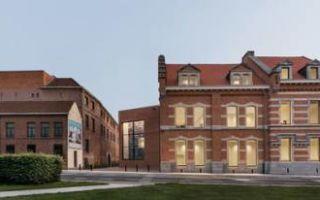 Kaan Architecten завершило строительство Академии искусств Utopia