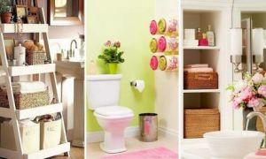 Идеи вашего дома: 5 важных дизайнерских приемов, которые помогут навести порядок в ванной комнате