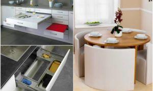 Идеи вашего дома: Дизайнерские приемы помогут рационально разместить вещи в доме, даже если места почти нет