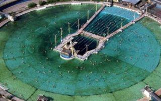 Архитектура: «Москва»: самый большой бассейн СССР, который построили на месте взорванного храма Христа Спасителя