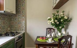 Кухонный стол для маленькой кухни: как правильно выбрать стол для небольшой кухни, советы и фото