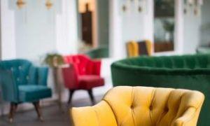 Цвет горчицы в интерьере: уроки дизайна Варвары Зеленецкой