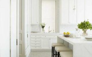 Как оформить белый интерьер: 10 вариантов со всего мира