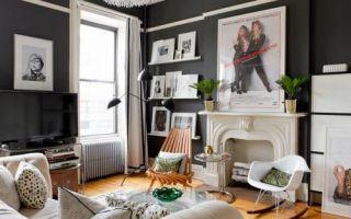 Настенный декор: как правильно оформить картины, постеры и гравюры