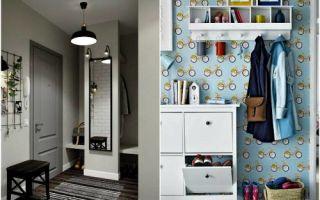 Идеи вашего дома: 14 современных идей оформления маленькой прихожей в «хрущевке»