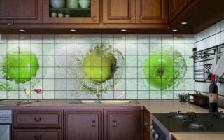 6 идей кухонных фартуков, которые самую простую кухню сделают стильной и яркой