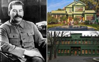 Архитектура: Мнимый аскетизм Сталина, или с Каким размахом обустраивались и охранялись дачи Отца народов