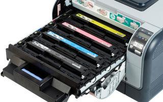 Картриджи и чернила для принтера