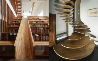 Идеи вашего дома: Прекрасные лестницы, которые станут «изюминкой» современного интерьера