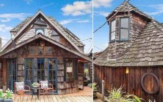 Архитектура: За непримечательную на вид «бабушкину» лачугу многим не жалко выложить целое состояние
