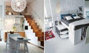Идеи вашего дома: Комфорт на малых площадях, или Как идеально организовать пространство и правильно выбрать системы хранения