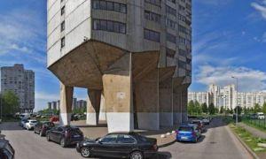 Архитектура: Странная архитектура советской эпохи: как появились жилые дома на «курьих ножках»