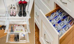 Идеи вашего дома: Простые и удобные системы хранения вещей, благодаря которым всё всегда под рукой