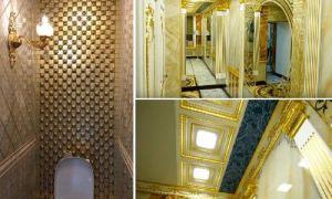 Идеи вашего дома: В уральском университете благодарные выпускники сделали шикарный ремонт… в туалете для ректората