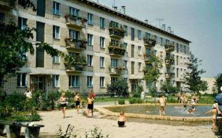 Архитектура: Как полвека назад выглядели новые «хрущевки», которые сегодня не ругает только ленивый