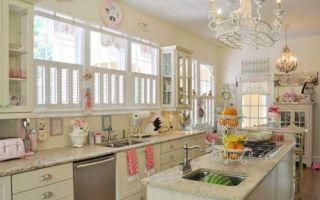 Идеи вашего дома: 10 неожиданных способов декорировать место над кухонными шкафами