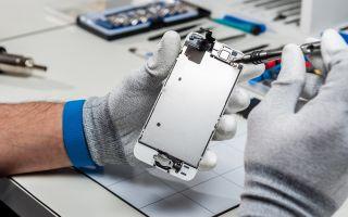 Кому доверить ремонт iPhone