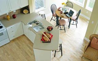 Идеи вашего дома: 5 приемов обустройства маленькой кухни, которые превратят ее в функциональную зону