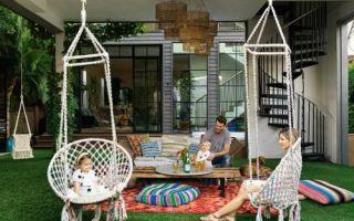 Дом для большой семьи в Калифорнии, 350 м²