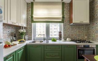 Архитектура: Однушка в «хрущевке»  для пенсионерки с большим количеством мест для хранения и французским окном