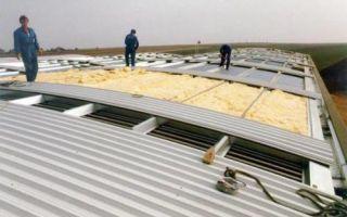 Архитектура: Утеплитель, который не нуждается в дополнительной изоляции от влаги