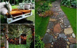 Идеи вашего дома: 17 отличных идей, которые помогут преобразить дачу и превратить ее в райское место