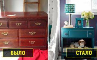 Идеи вашего дома: 15 лайфхаков, которые помогут превратить ненужный хлам в стильные и полезные предметы