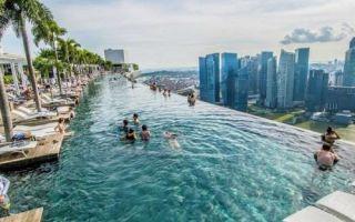 Архитектура: 7 красивейших бассейнов на планете, которые заменят купание на море