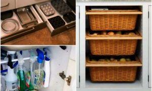 Идеи вашего дома: 15 практичных идей для кухни, которые помогут разложить все вещицы по полочкам