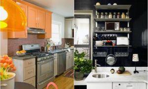 Идеи вашего дома: 20 идей оформления кухонь, которые подойдут даже для наших «хрущевок»