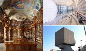 Архитектура: 10 библиотек мира, интерьер которых способен отвлечь от чтения самых интересных книг