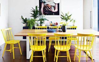 Летняя столовая: 23 яркие яркие идеи для преображения обеденной зоны