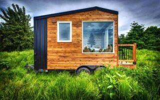 Архитектура: Как миниатюрный автодом превратить в дачу или отельный номер на время поездки