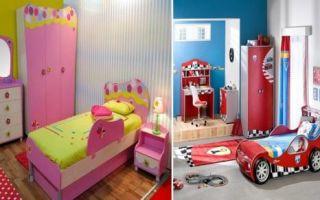 Идеи вашего дома: Как правильно обустроить детскую, чтобы ваш ребёнок не захотел оттуда даже выходить